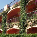 Appartamenti con veranda