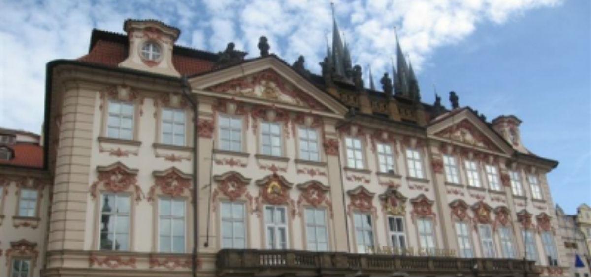 La Boheme-Praga